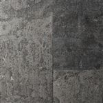 India Silver Grey flamed square cut flagstone paver swatch