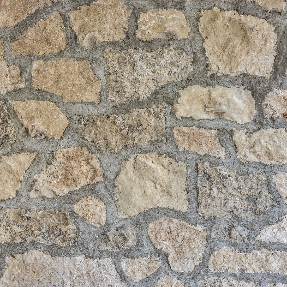 Wiarton Five Point random drywall building stone swatch