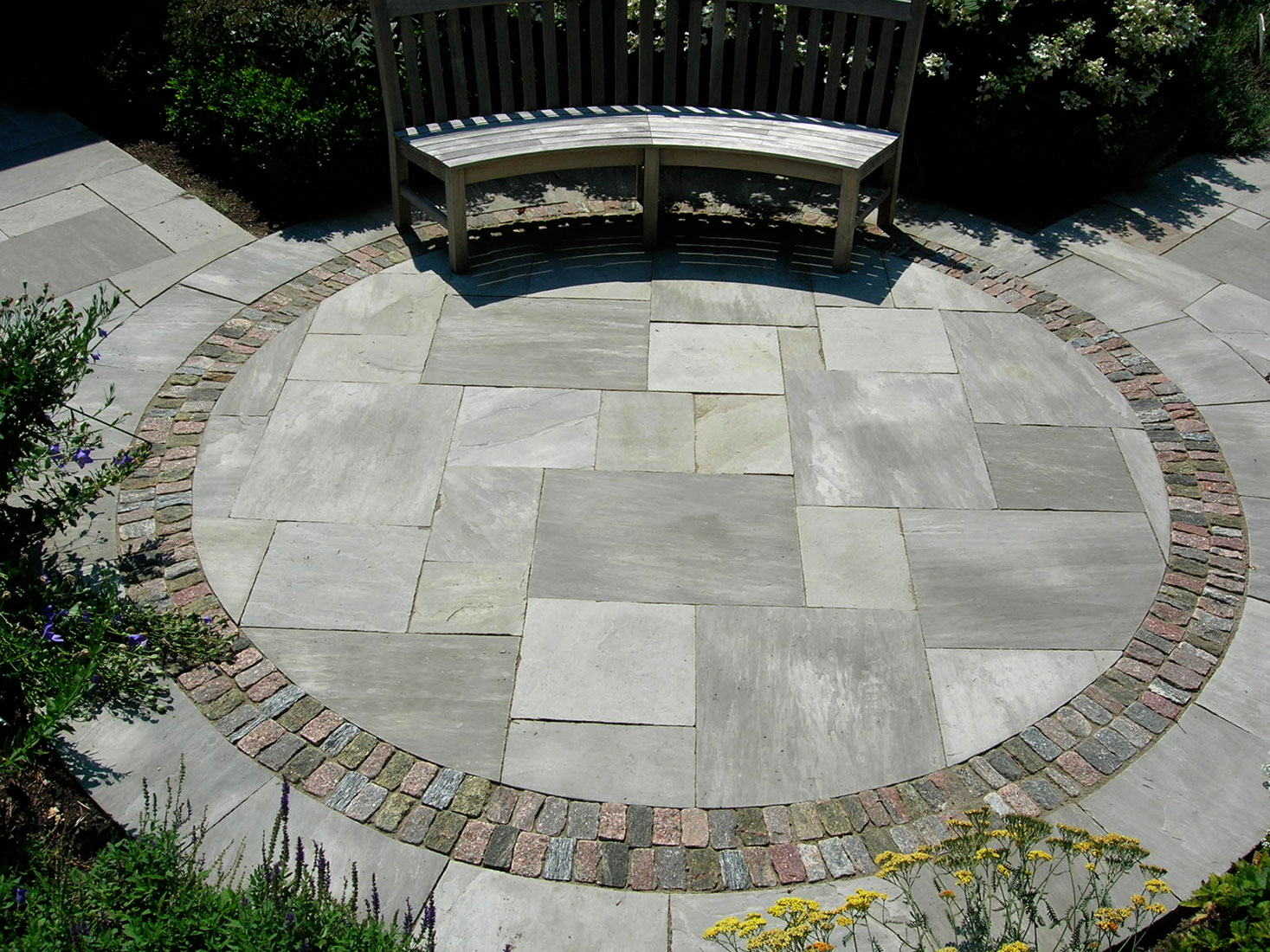 Imported Grey Square Cut Flagstone Pavers