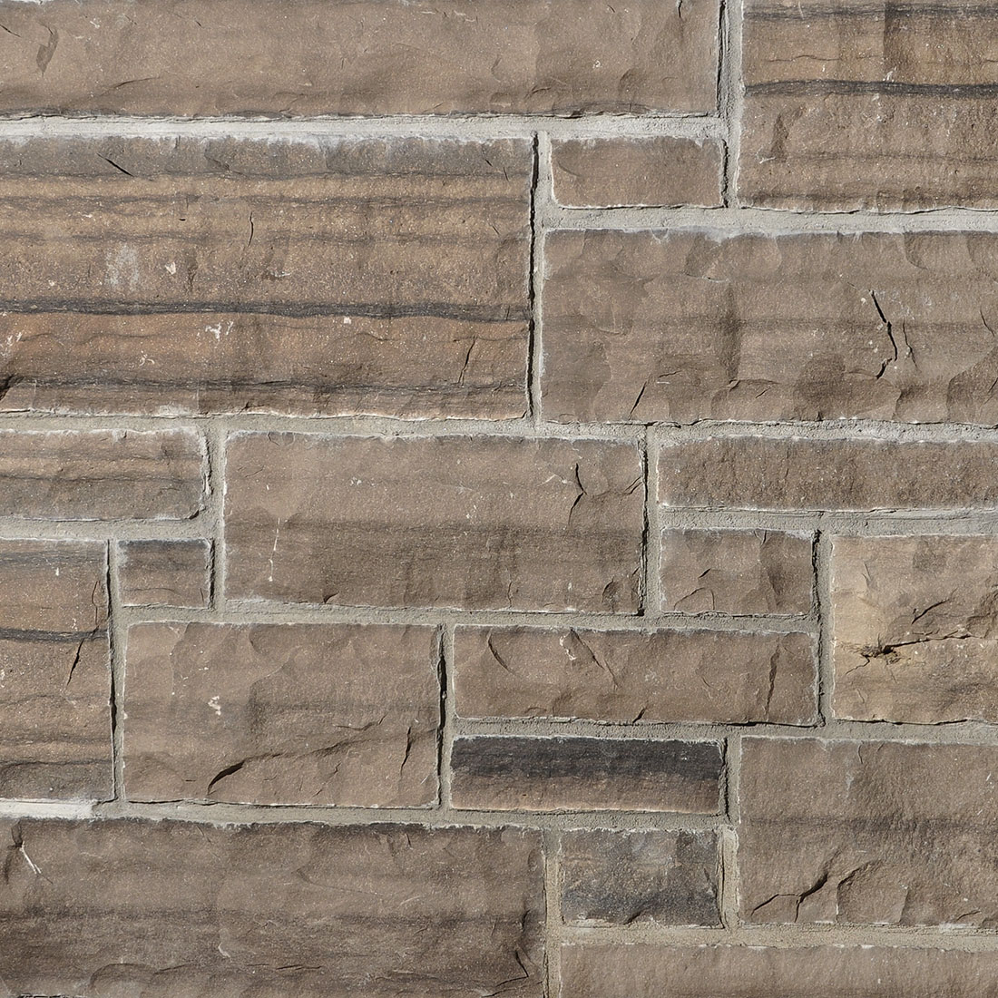 Ebel natural bed wall stone swatch
